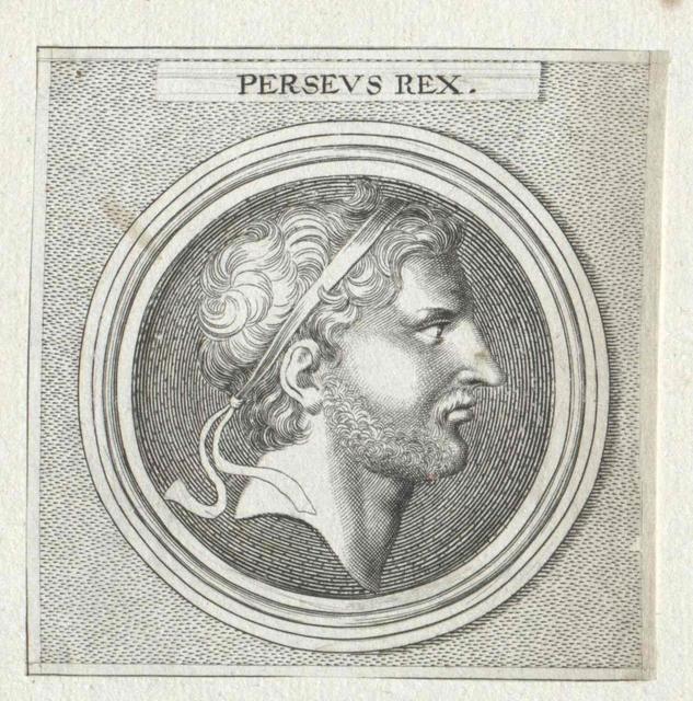 Perseus, König von Makedonien