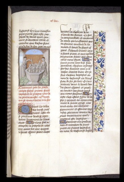 Peter from BL Royal 15 D I, f. 380