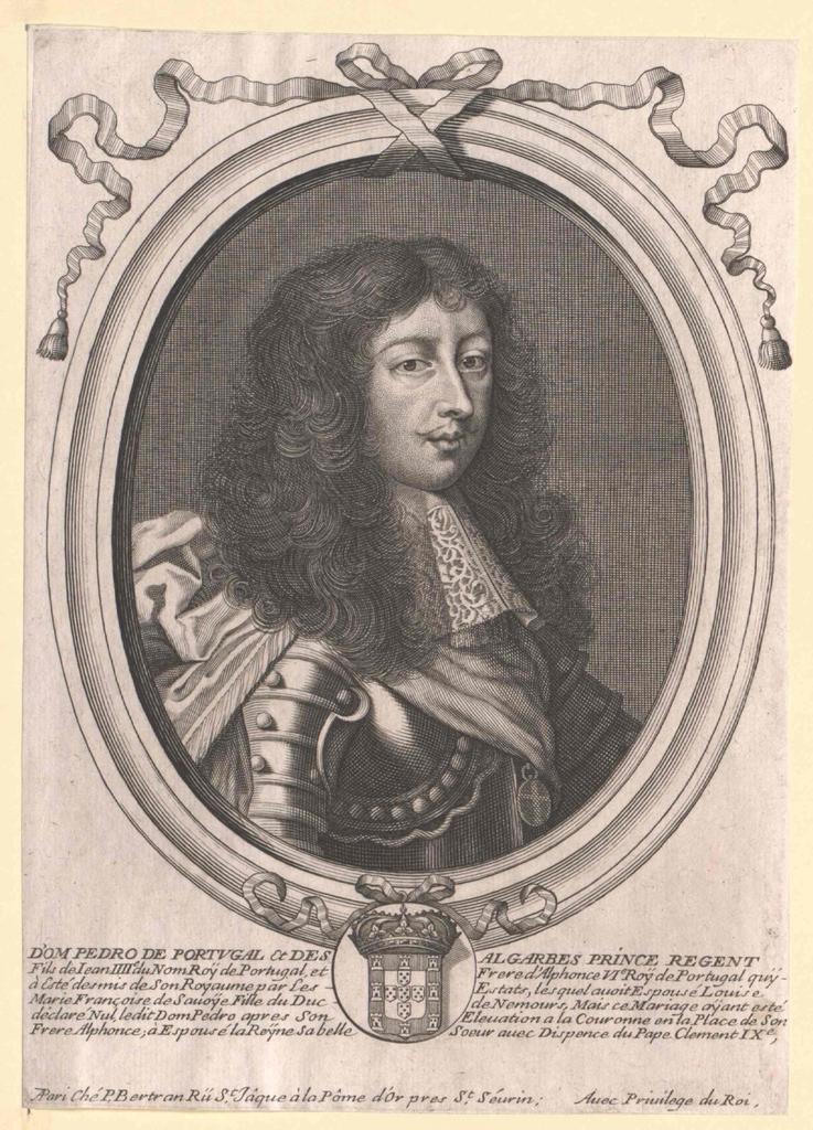 Peter II., König von Portugal