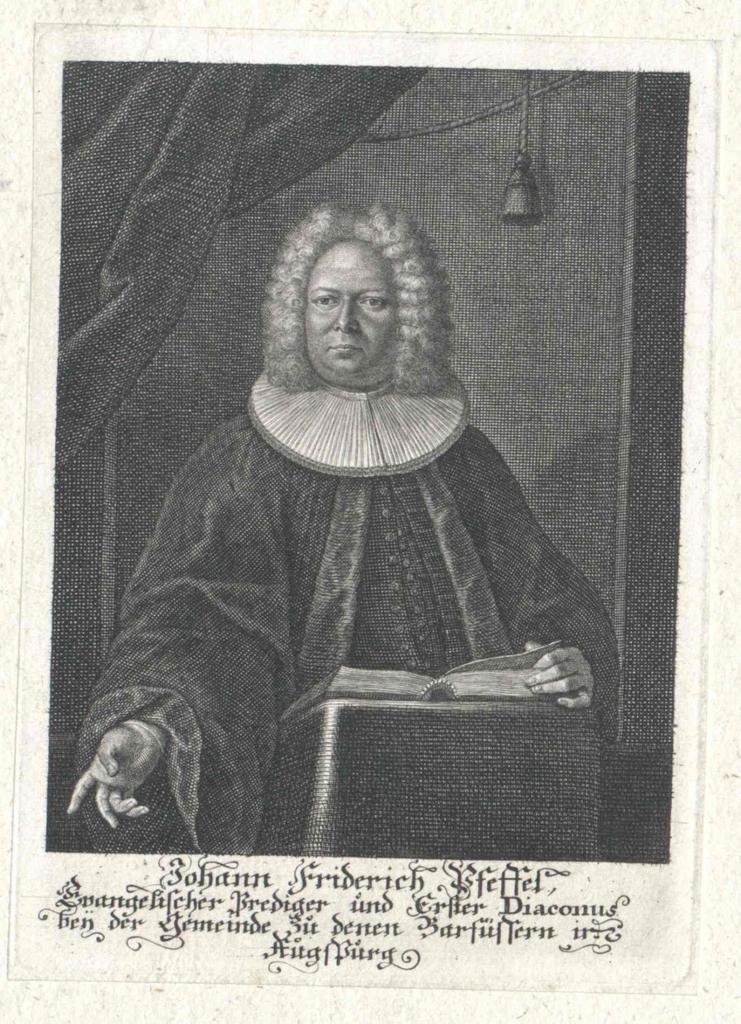 Pfeffel, Johann Friedrich