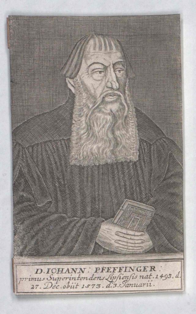 Pfeffinger, Johannes