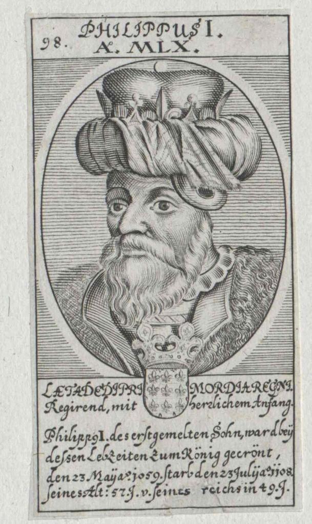 Philipp I., König von Frankreich