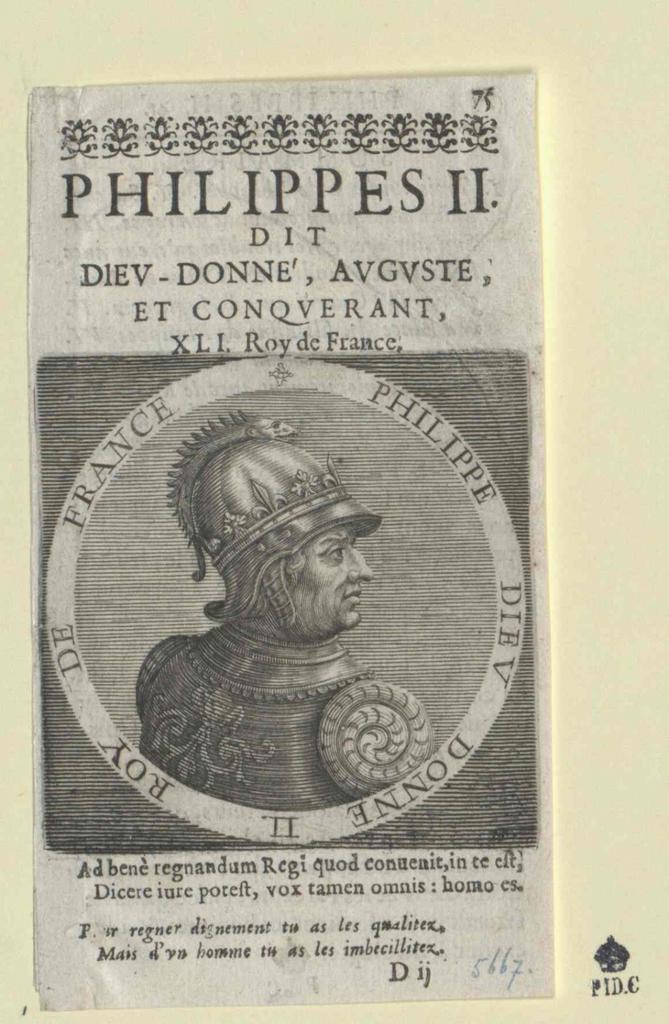 Philipp II. August, König von Frankreich