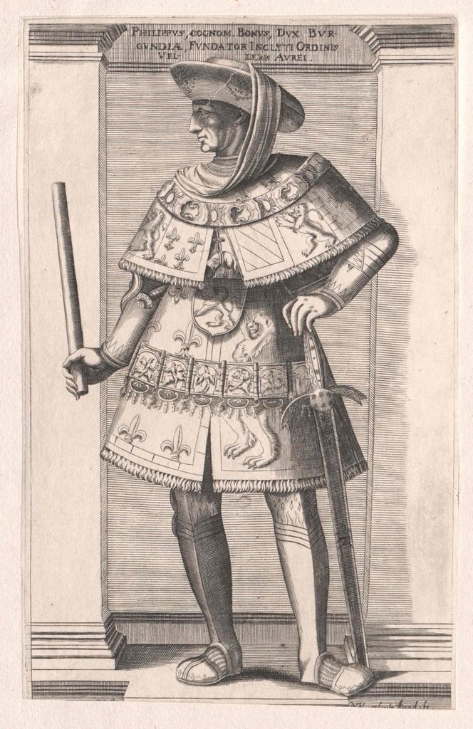 Philipp III. der Gute, Herzog von Burgund