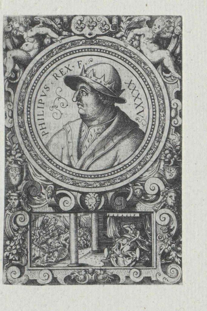 Philipp III. der Kühne, König von Frankreich