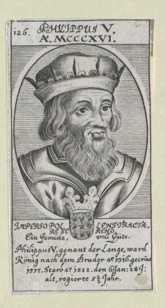 Philipp V., König von Frankreich