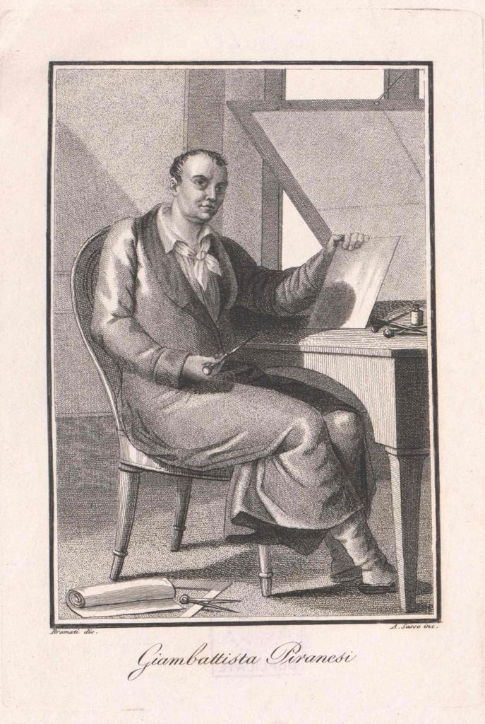 Piranesi, Giovanni Battista
