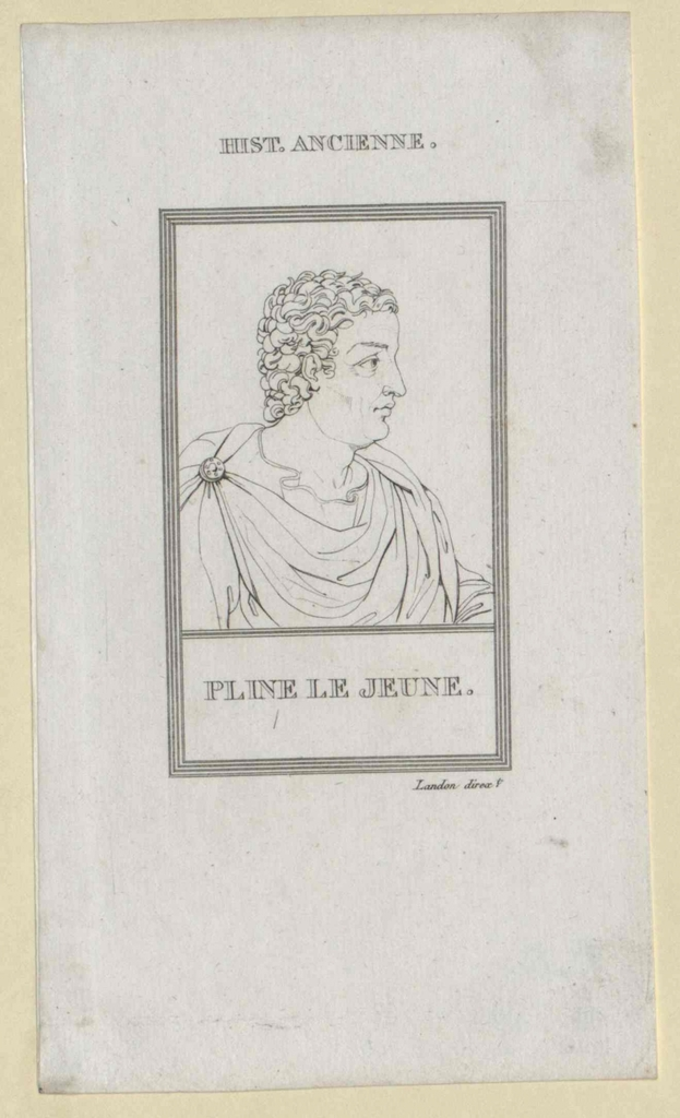 Plinius, Gajus