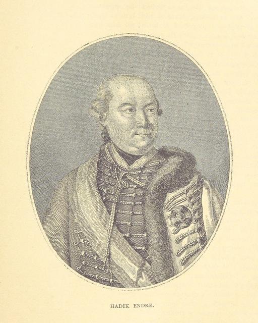 """portrait from """"A magyar nemzet története. I. kötet írta Bodon J. és Dr. Szalay J. (II.-IV.) kötet, írta Dr. Szalay J.) [With portraits.]"""""""