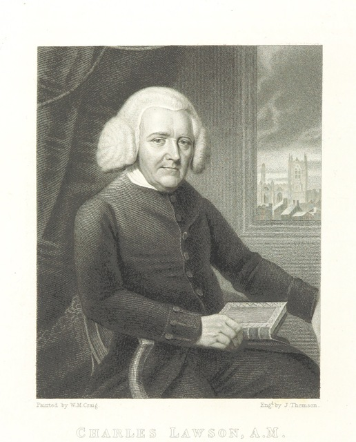 """portrait from """"History of the Foundations in Manchester of Christ's College [compiled from materials by W. P. Greswell, and others by S. Hibbert]; Chetham's Hospital (and Library, with a genealogical account of the Founder), and the Free Grammar School [by W. R. Whatton]. (An architectural description of the Collegiate Church and College of Manchester, by J. Palmer.-History of Manchester School ... illustrated by numerous biographical and explanatory notes, and a memoir of the life of the Founder, by W. R. Whatton.) L.P"""""""