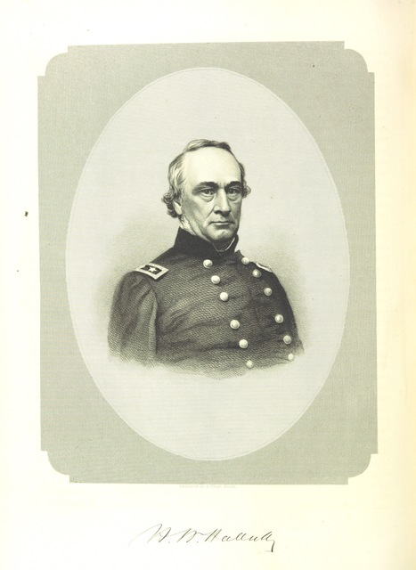 """portrait from """"The Southern Rebellion: being a history of the United States from the commencement of President Buchanan's administration through the war for the suppression of the Rebellion. Containing a record of political events, military movements, campaigns, expeditions, battles, skirmishes, etc. Prepared from official documents and other authentic sources ... Illustrated with elegant steel engravings, etc"""""""