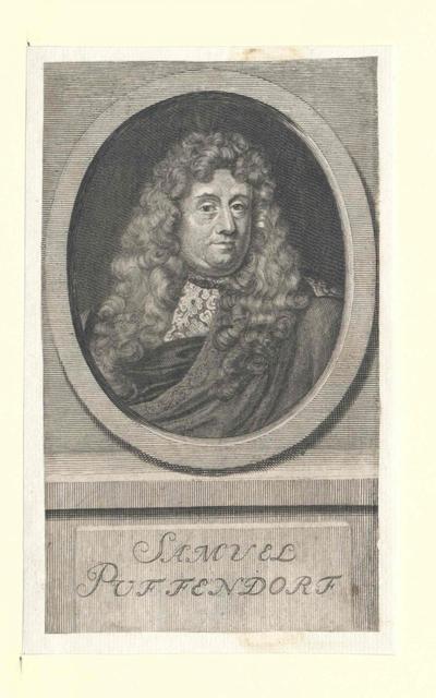 Pufendorf, Samuel Freiherr von