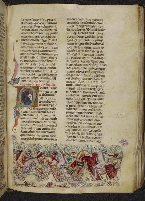 Pyrrhus from BL Royal 20 D I, f. 156