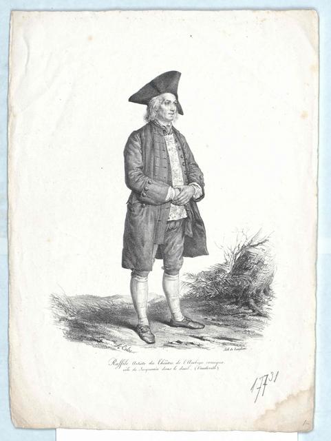 Raffile, Antoine Gérard - PICRYL Public Domain Image