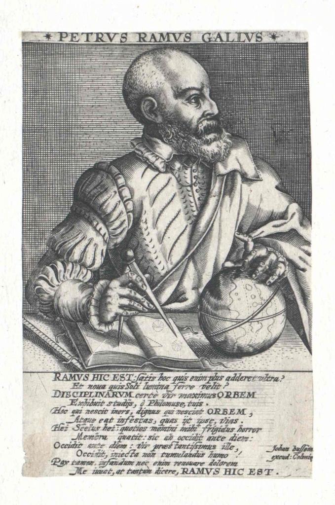 Ramee, Pierre de la