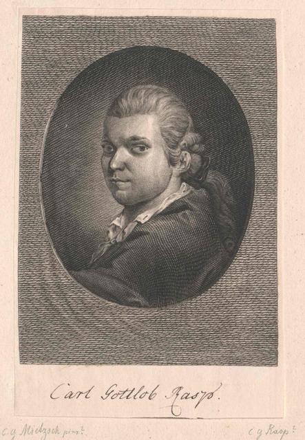 Rasp, Karl Gottlieb