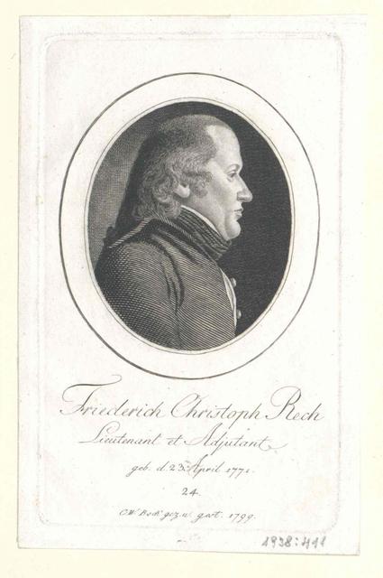 Rech, Friedrich Christoph