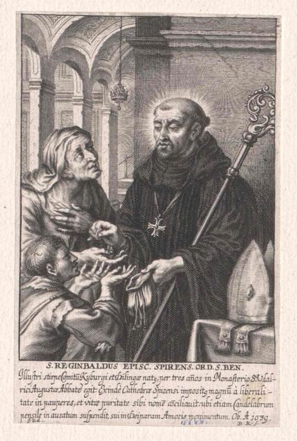 Reginbald, Erzbischof von Speyer