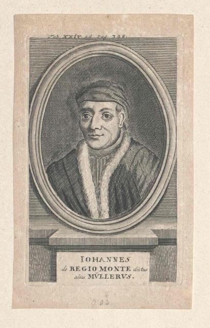Regiomontanus, Johannes