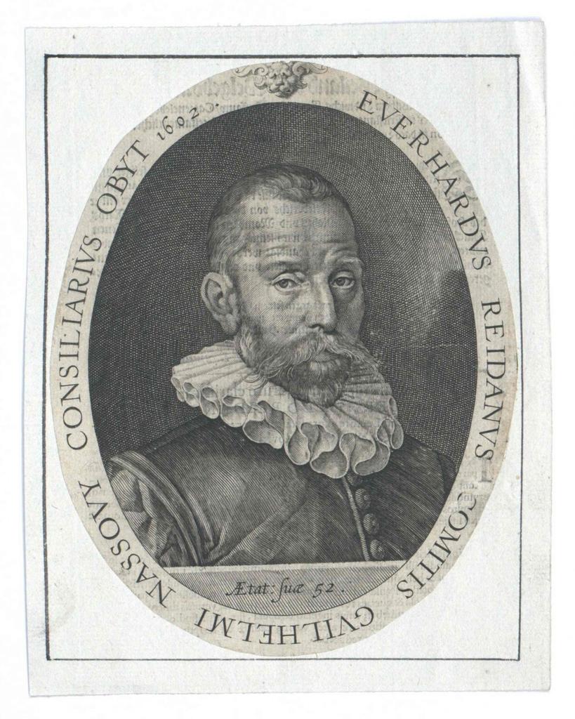 Reidanus, Everardus