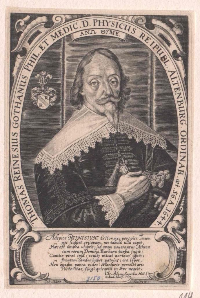 Reinesius, Thomas
