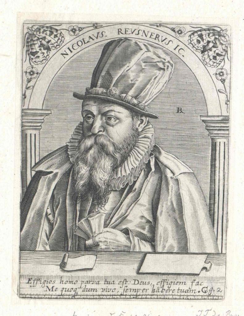 Reusner, Nikolaus