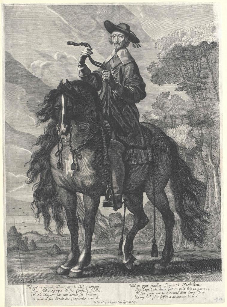 Richelieu, Armand Jean du Plessis, Duc de