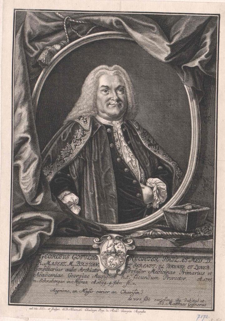Richter, Georg Gottlob