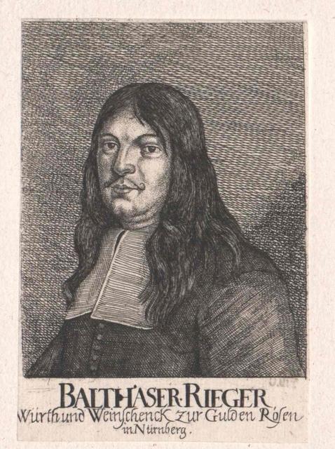 Rieger, Balthasar