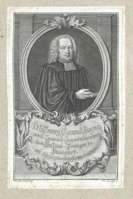 Rieger, Georg Konrad
