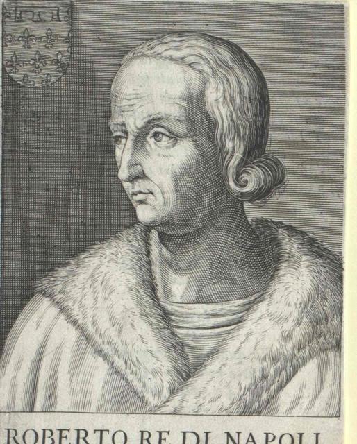 Robert I. der Weise, König von Neapel