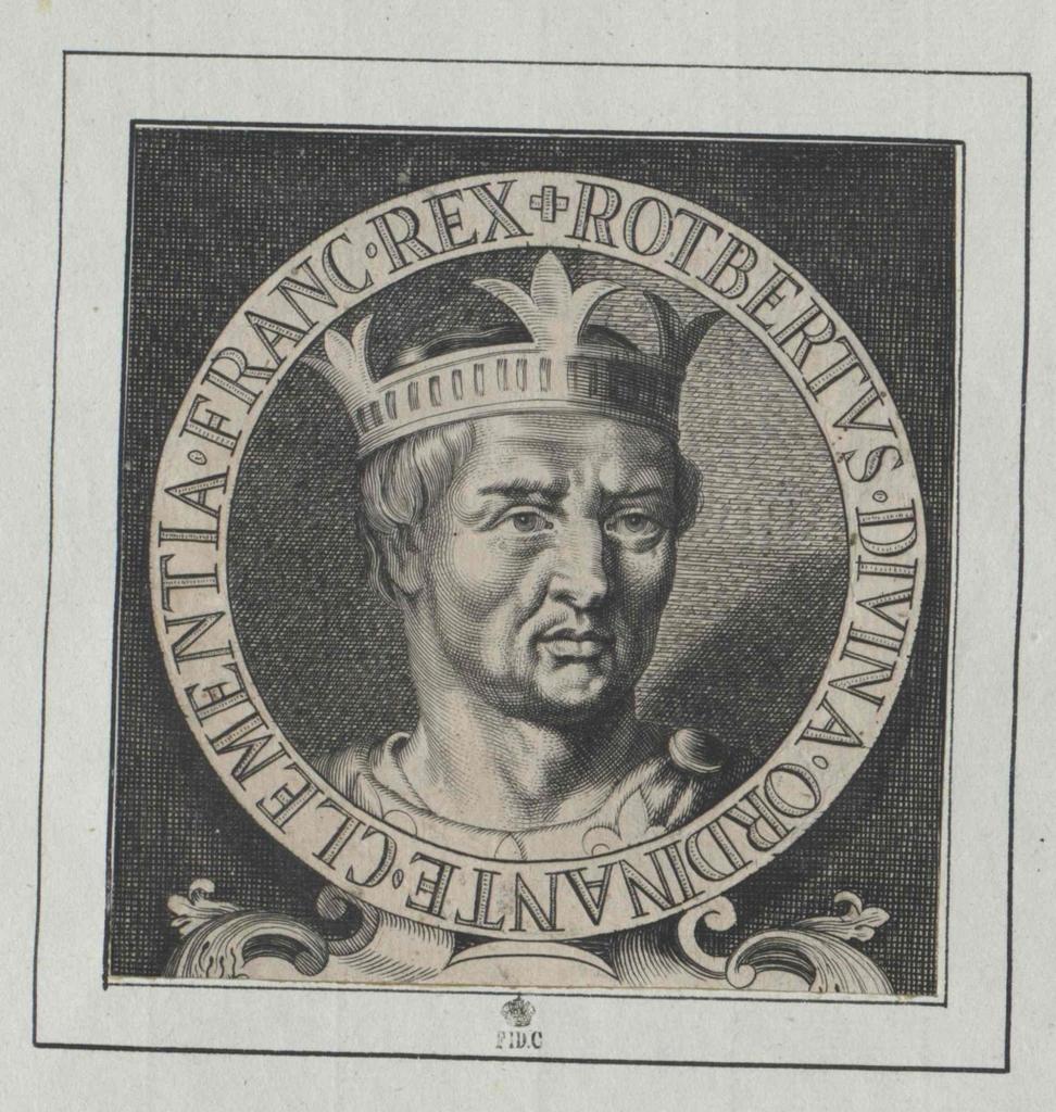 Robert I., König von Frankreich
