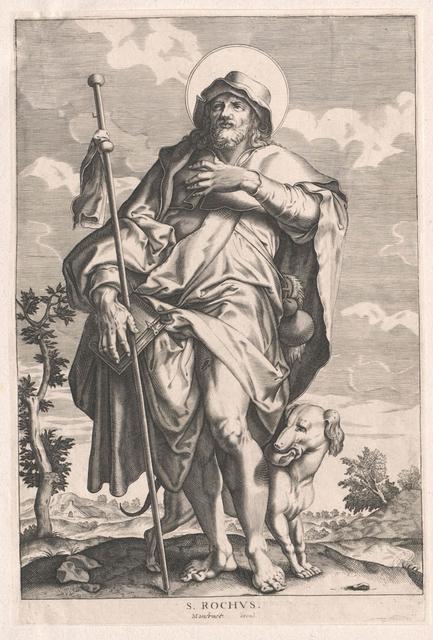 Rochus von Montpellier, Heiliger