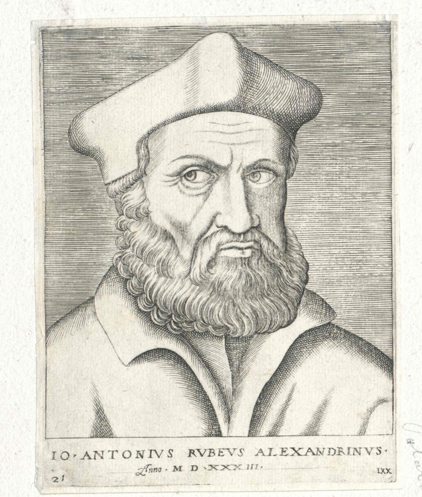 Rossi, Giovanni Antonio