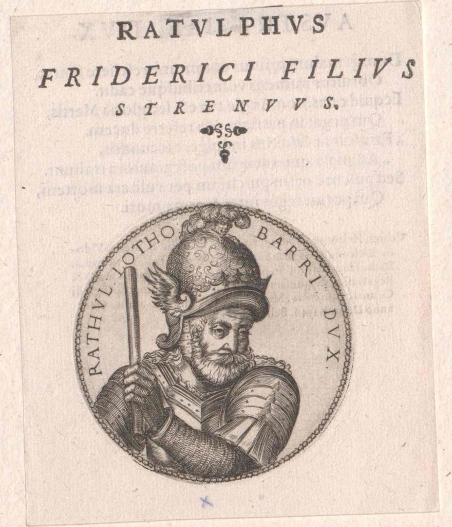 Rudolf, Herzog von Lothringen