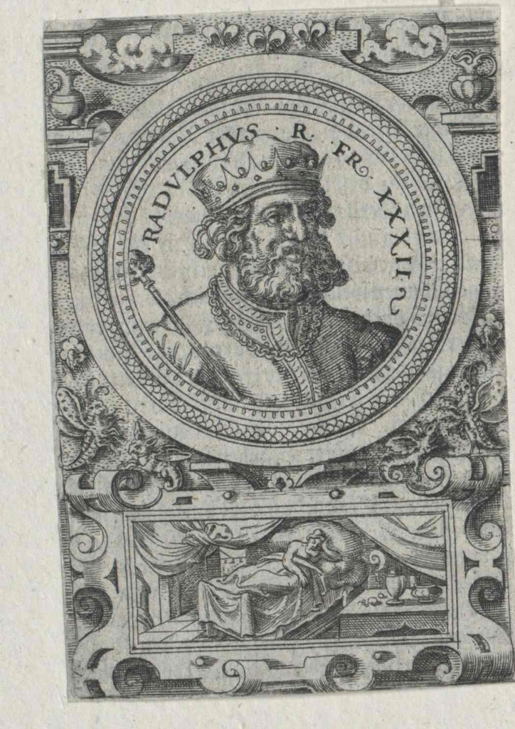 Rudolf, König von Frankreich