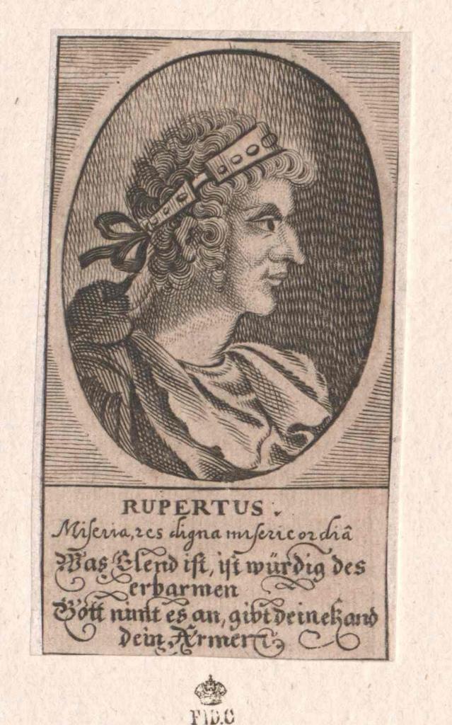 Rupprecht von der Pfalz, deutscher König
