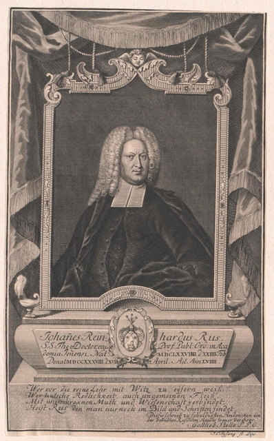 Rus, Johann Reinhard