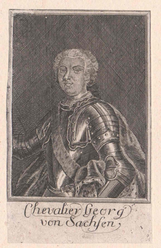 Sachsen, Georg Ritter