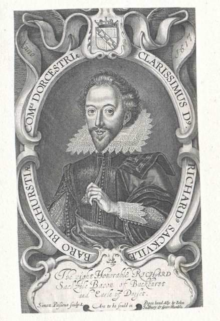 Sackville, 3rd Earl of Dorset, Richard