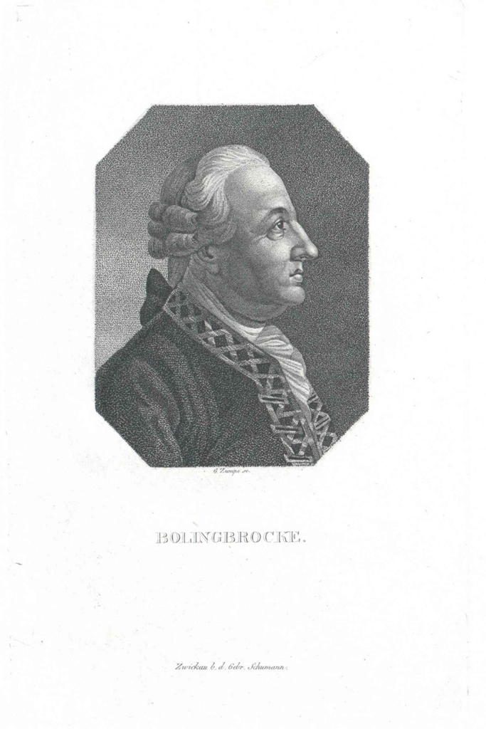 Saint-John, Viscount of Bolingbroke, Henry