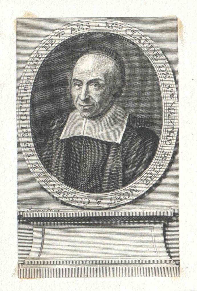 Sainte Marthe, Claude de