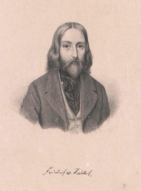 Sallet, Friedrich von