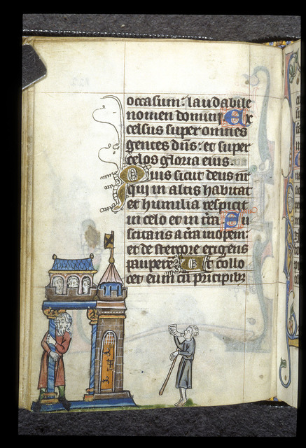 Samson from BL Stowe 17, f. 122v