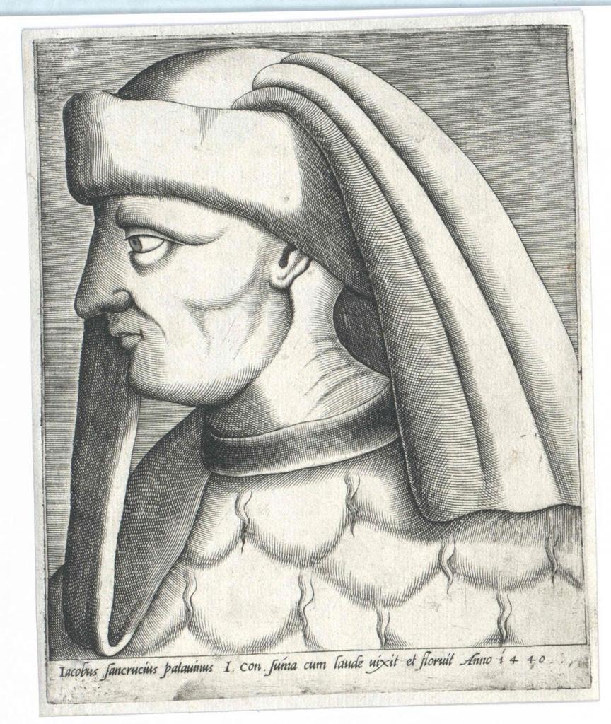 Sancrucius, Jacobus