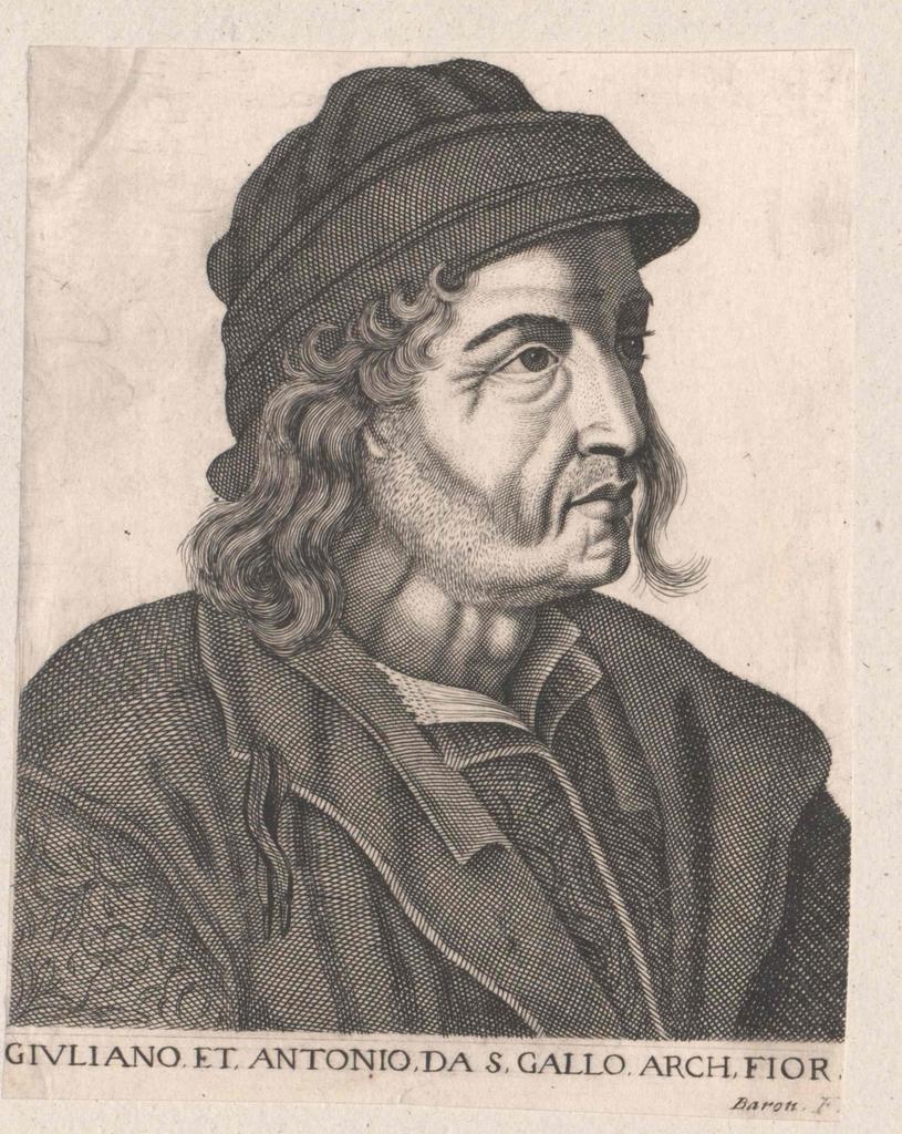 Sangallo, Giuliano da