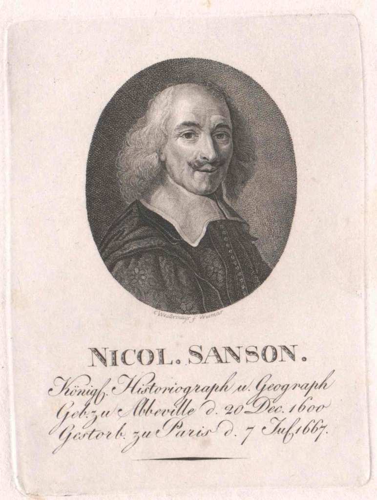 Sanson, Nicolas