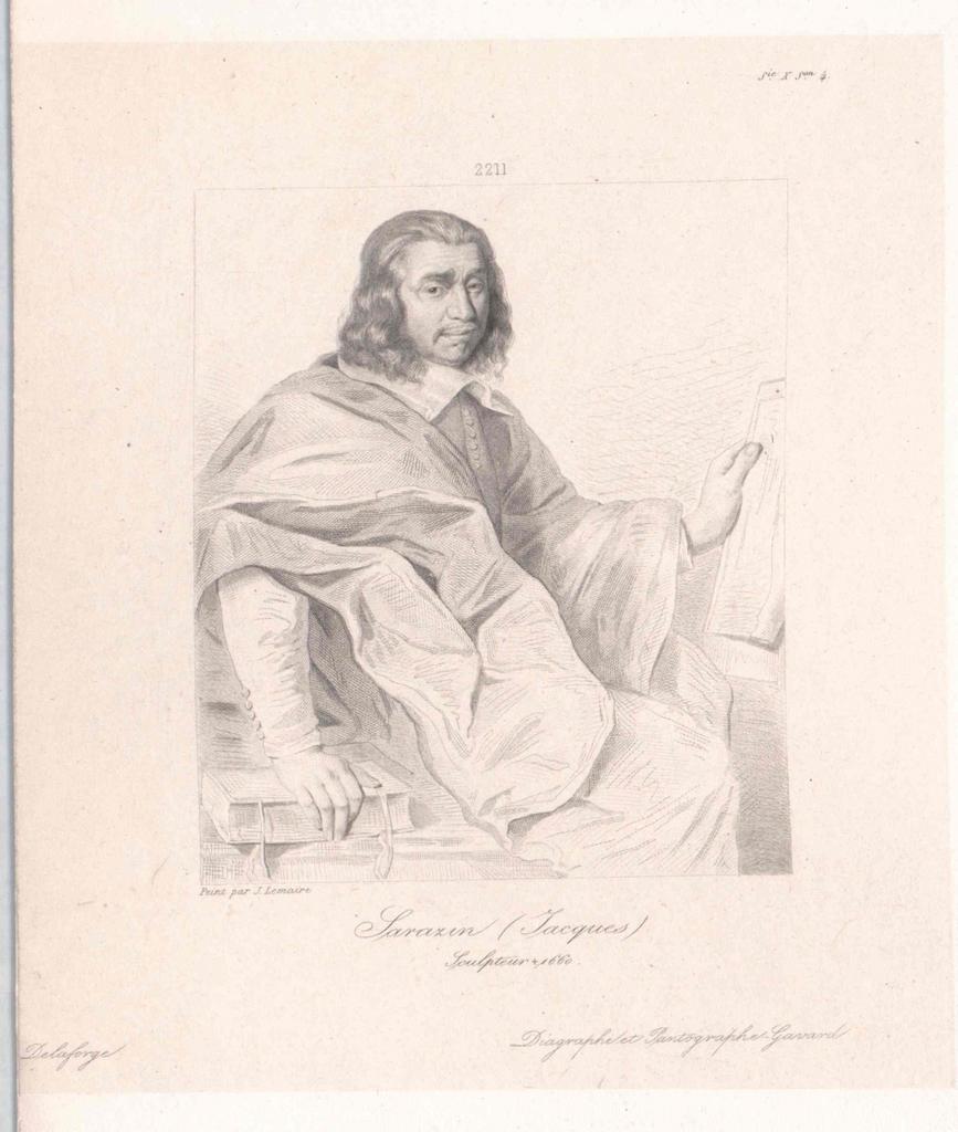 Sarazin, Jacques