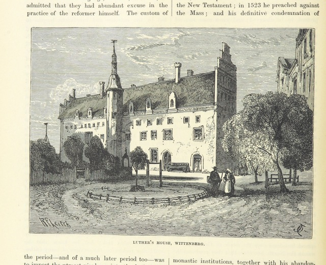 """Saxony-Anhalt from """"[Cassell's Illustrated Universal History.]"""""""