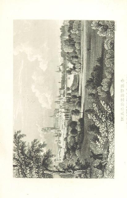 """Saxony-Anhalt from """"Geschichte der Stadt Magdeburg"""""""